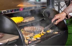 Bosston pellet grill