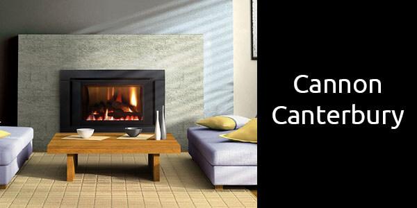 Cannon Canterbury inbuilt