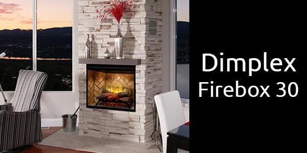 Dimplex Revillusion firebox 30 inch