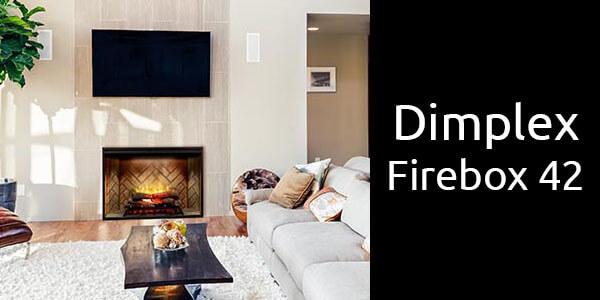 Dimplex Revillusion firebox 42 inch
