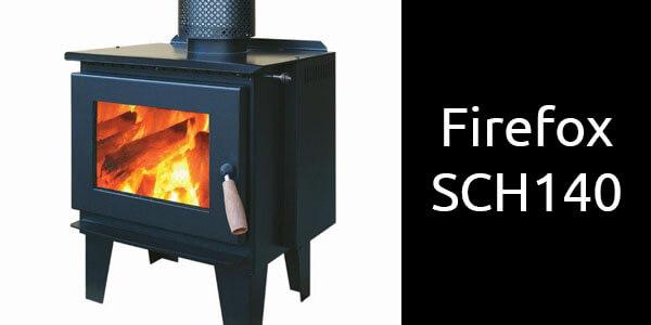Firefox SCH140 freestanding wood heater