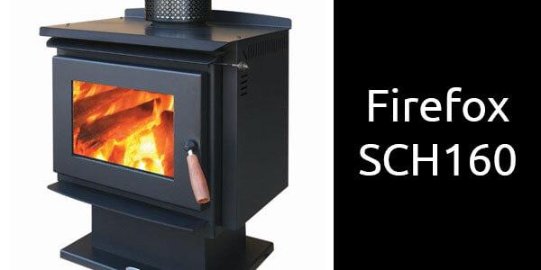 Firefox SCH160 freestanding wood heater