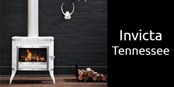 Invicta Tennessee freestanding wood stove