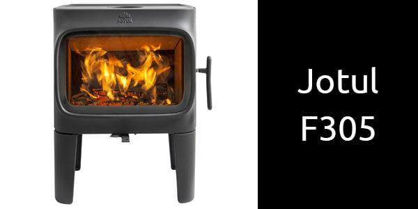 Jotul F305 freestanding wood heater