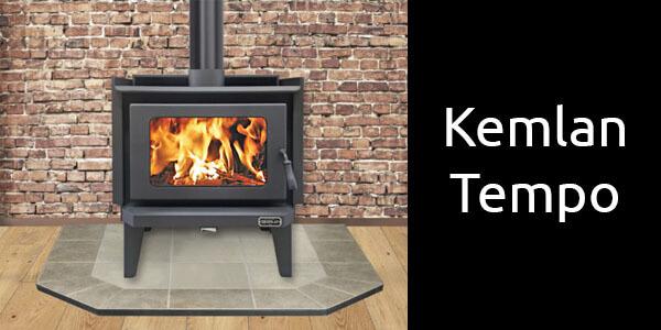 Kemplan Tempo freestanding wood heater