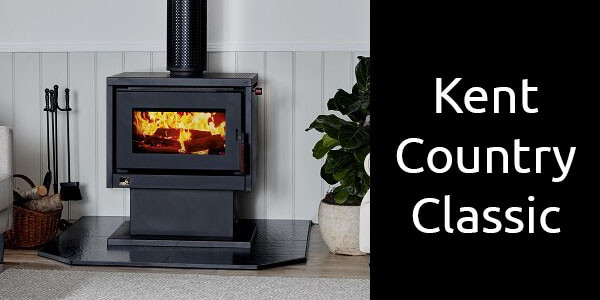 Kent Country Classic freestanding wood heater