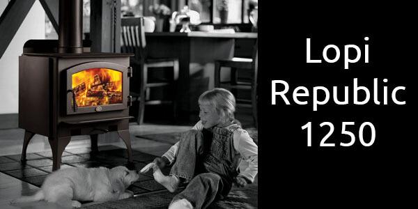 Lopi Republic 1250 Freestanding