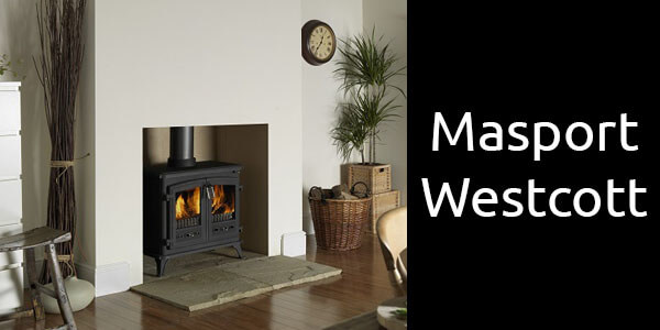 Masport Westcott freestanding stove