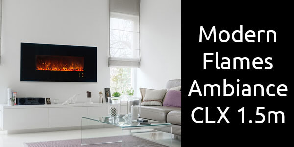 Modern Flames Ambiance CLX 1.5m