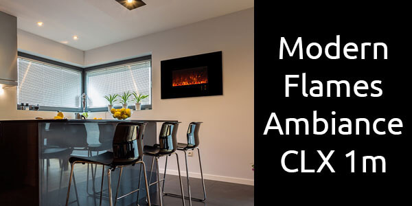 Modern Flames Ambiance CLX 1m