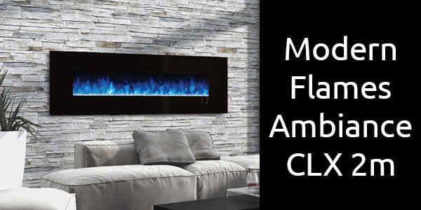 Modern Flames Ambiance CLX 2m