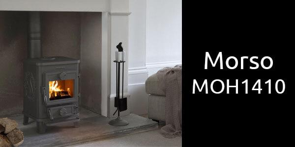 Morso MOH 1410 compact cast stove