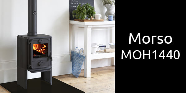 Morso MOH1440 freestanding timber stove
