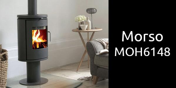 Morso MOH6148 freestanding wood heater