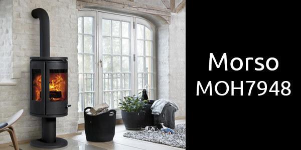 Morso MOH7948 freestanding wood heater