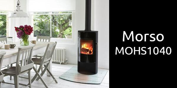 Morso MOHS1040 freestanding wood heater