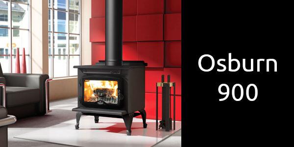 Osburn 900 freestanding wood heater