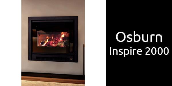 Osburn Inspire 2000-I inbuilt wood heater