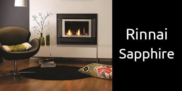 Rinnai Sapphire inbuilt