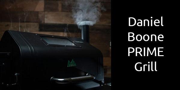 Daniel Boone PRIME Grill