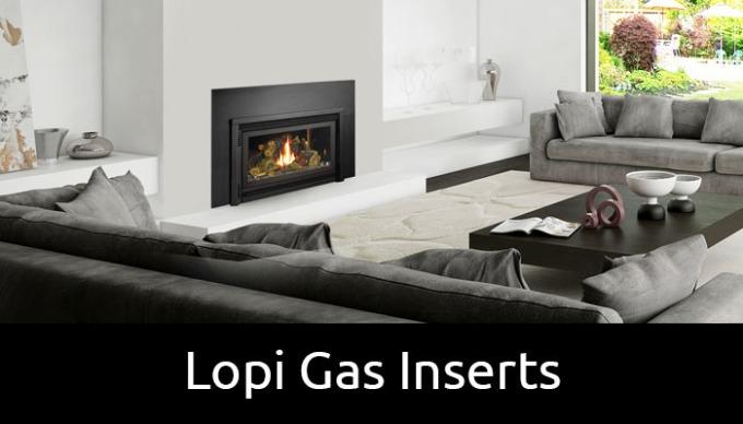 Lopi Gas Inserts