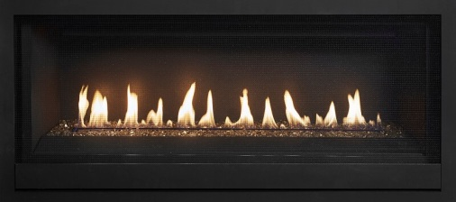 Lopi ProBuilder 42 linear gas fireplace