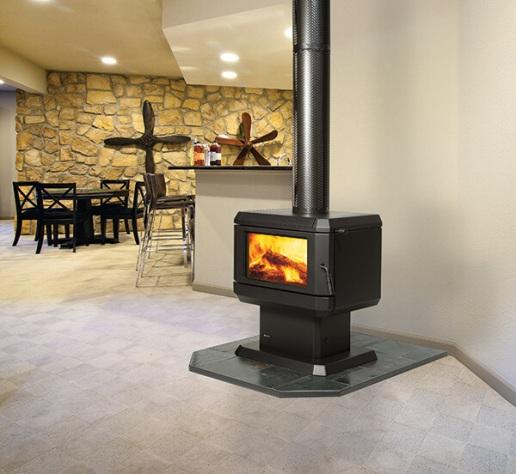 Regency Albany Freestanding Wood Heater