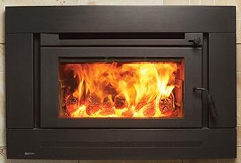 Regency Bellerive Inbuilt Wood Fire