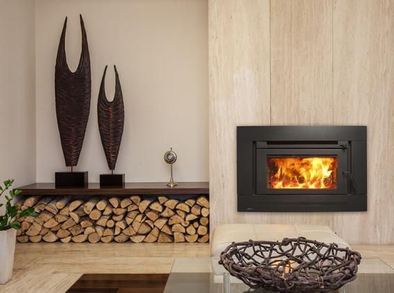 Regency Berwick Inbuilt Wood Fire