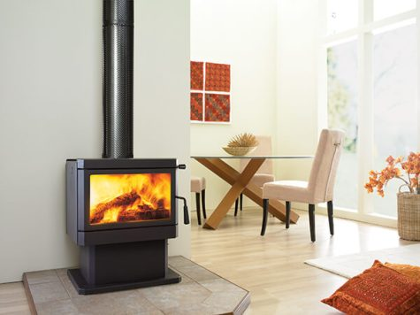 Regency Cardinia Freestanding Wood Fire