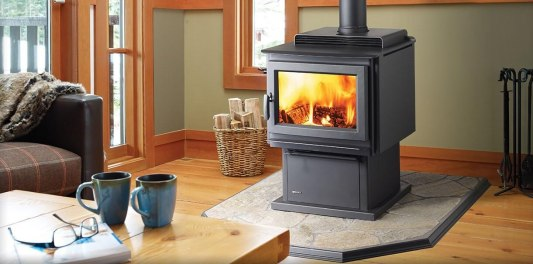 Regency Kingston freestanding wood heater