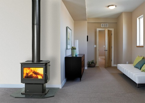 Regency Renmark Freestanding Wood Fire